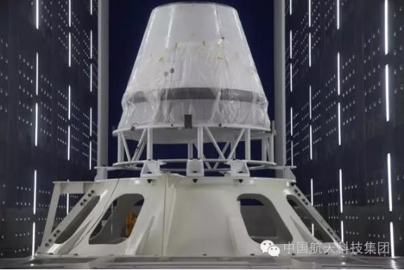 Китай планирует испытание прототипа нового космического корабля