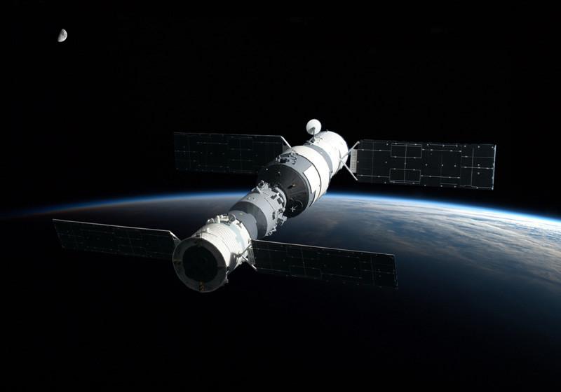 «Тяньгун-1» теряет высоту станция, будет, станции, «Тяньгун1», настоящее, просто, назвать, время, между, режиме, марта, массу, повезет, достигнет, отметить, станцииНеобходимо, части, разваливающейся, постепенно, пролета