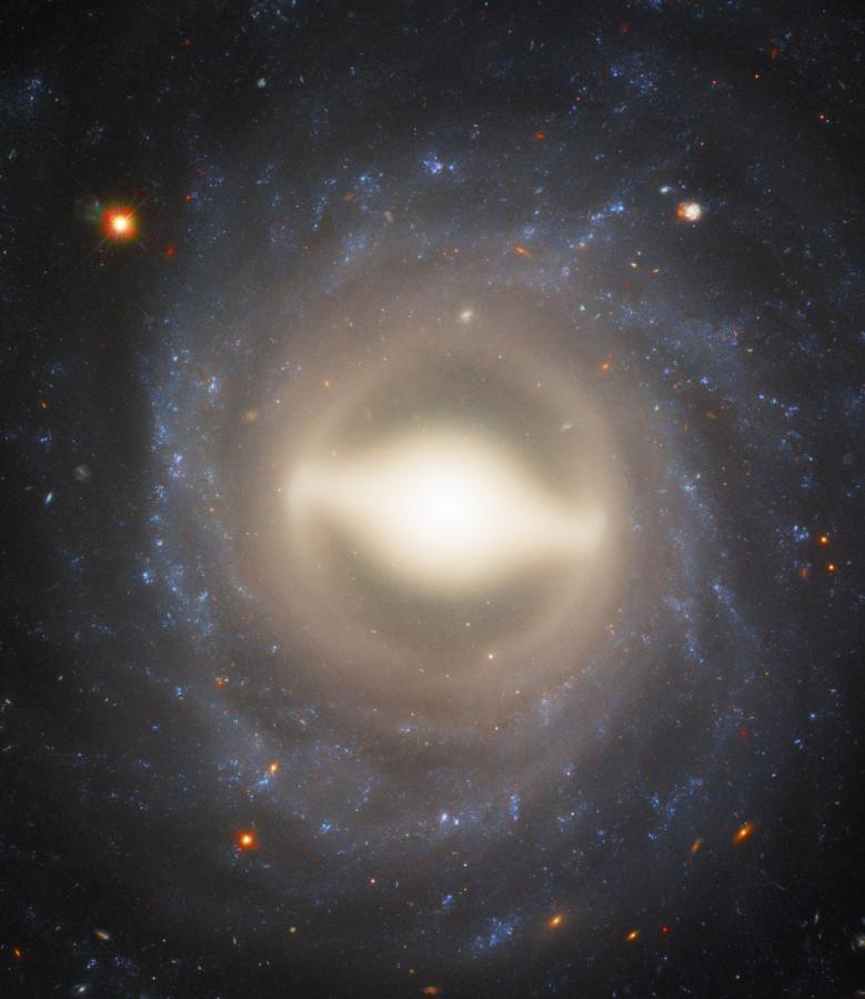 Великолепная галактика NGC 1015
