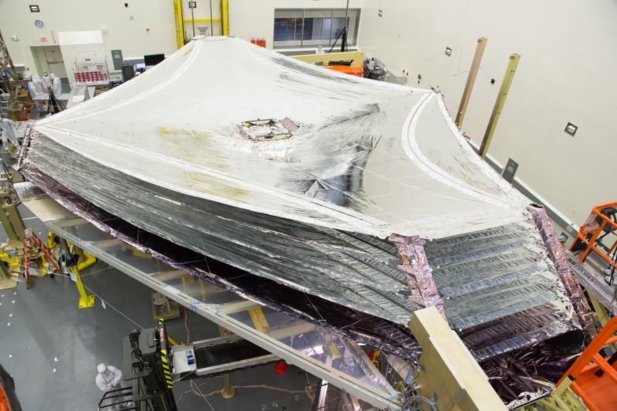 Тесты телескопа «Джеймс Уэбб» выявили новые проблемы
