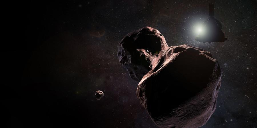 Астрономы готовятся к наблюдению покрытия Ультима Туле