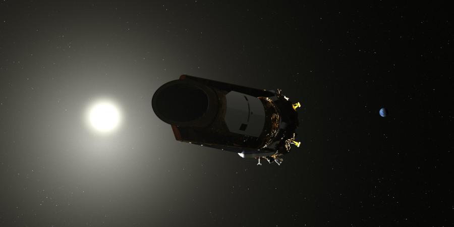 Телескоп «Кеплер» готовится к уходу на покой