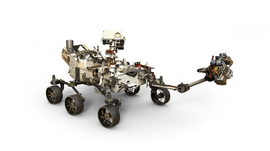 NASA рассматривает возможность отправки дрона на Марс