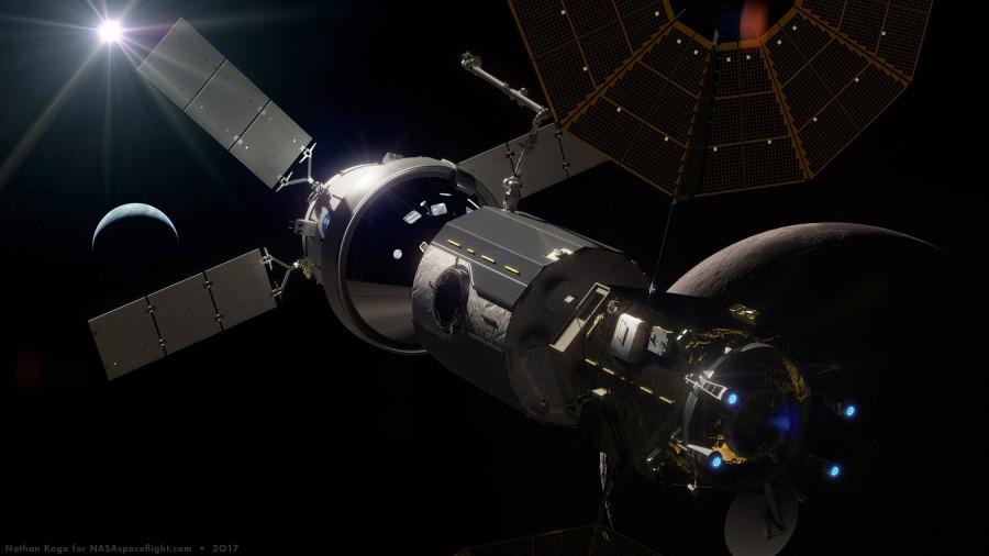 Проект лунной орбитальной станции обретает черты будет, модуль, станет, миссии, использовать, Orion, долларов, пилотируемой, Orbital, корабля, создание, время, космос, лунной, бюджета, должен, выберет, контракта, готов, запуску