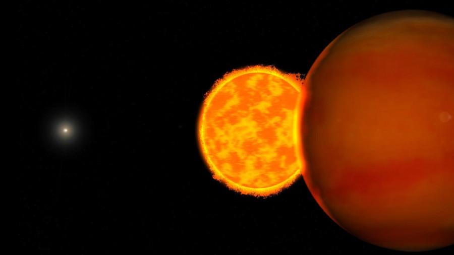 Астрономы нашли новые свидетельства пролета звезды Шольца