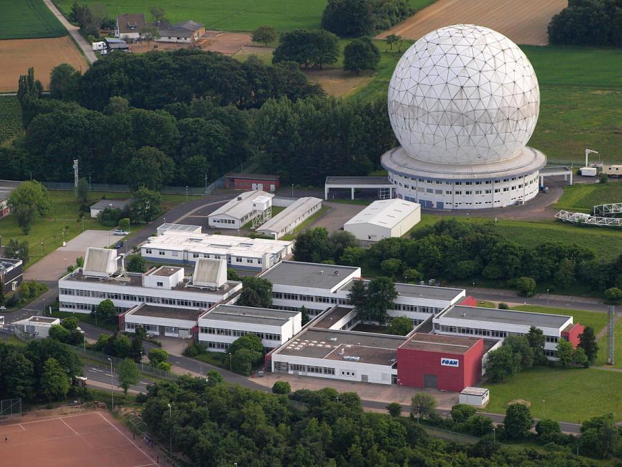 Получены радарные изображения обреченной китайской станции