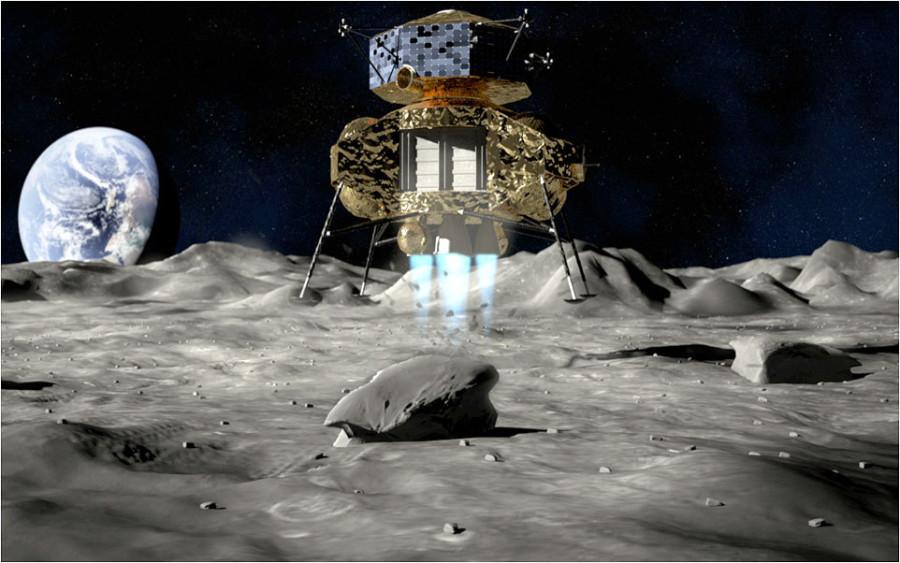 Европа, Канада и Япония планируют совместную миссию по доставке лунного грунта