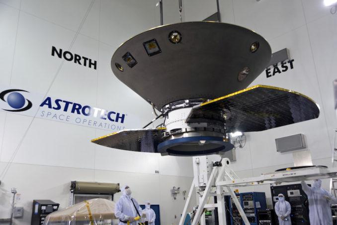 InSight, полигон МакГрегор и космические обсерватории человечества