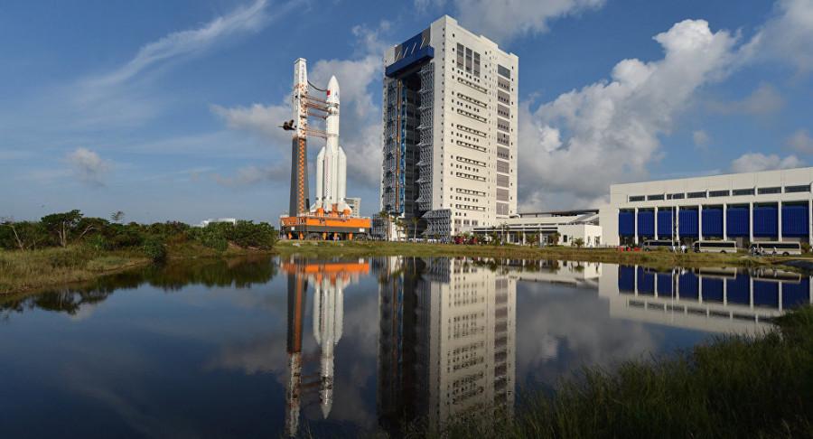 Миссия «Чанъэ-5» отправится к Луне в 2019 году