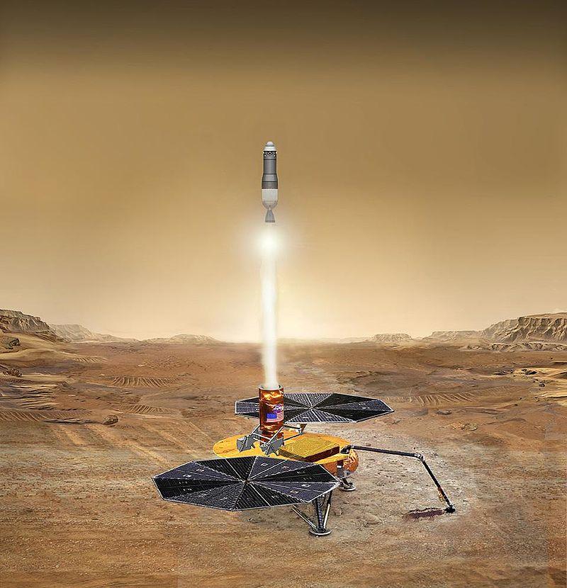 NASA и ESA приступили к планированию совместной миссии по доставке марсианского грунта грунта, марсианского, будет, красной, return, sample, этого, реализация, планету, планеты, образцов, одобрения, случае, миссии, марсохода, После, пробы, помощью, забрать, Земли
