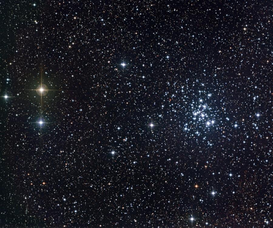 Телескоп Chandra сделал семейный портрет скопления NGC 6231