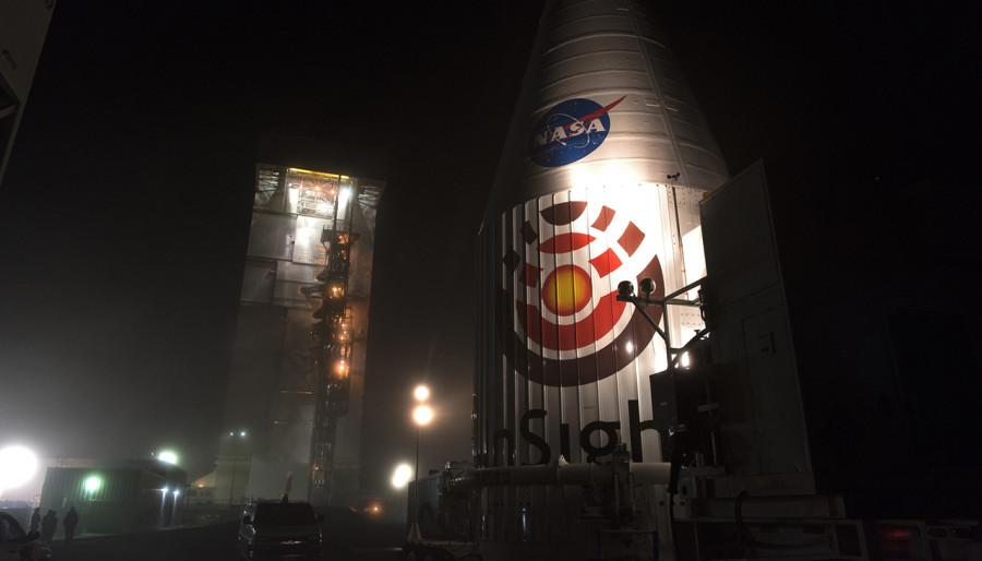 InSight — миссия которая заглянет «внутрь» Марса