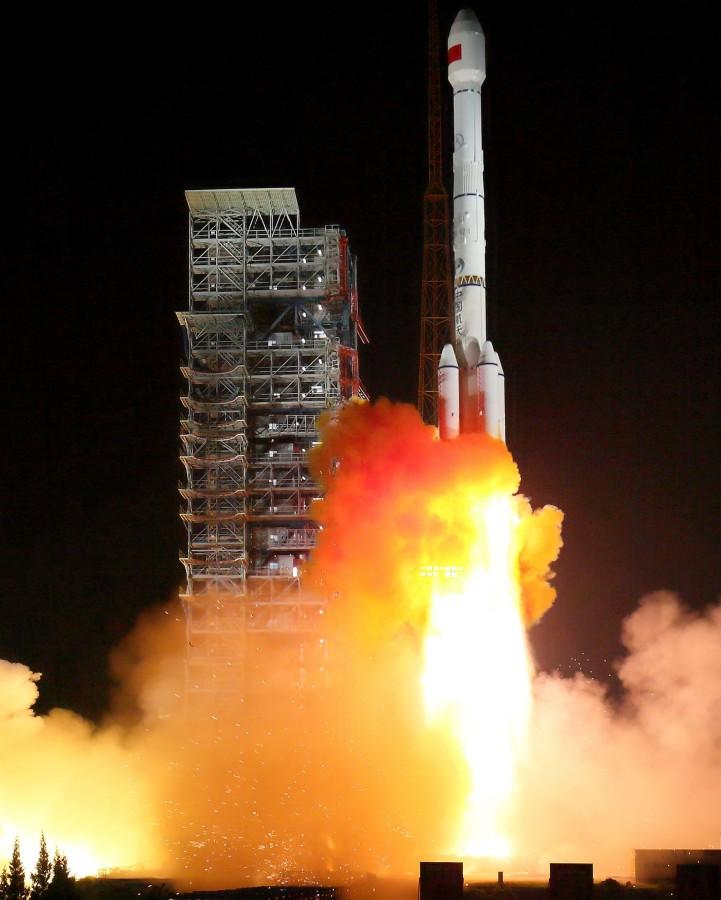 Китайский ракетный мусор и 2 а.е. до Ультима Туле