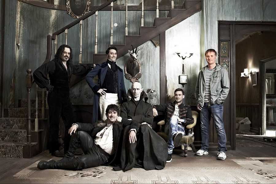 О сценарии пилота What We Do in the Shadows