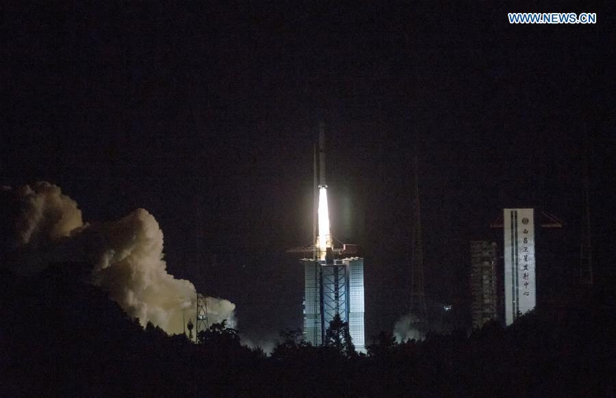 Китай запустил спутник-ретранслятор к Луне