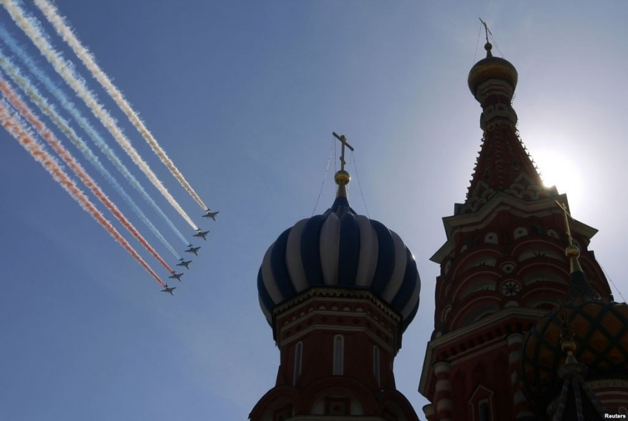 Власть в России всегда права