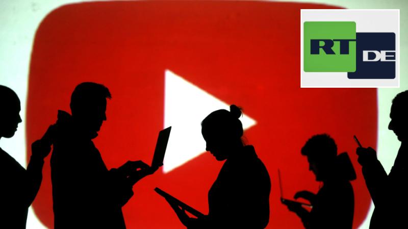 Блокировка YouTube-каналов RT привела Россию в ярость 2