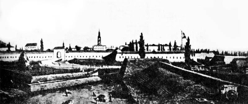 Babruysk_fortress_1811