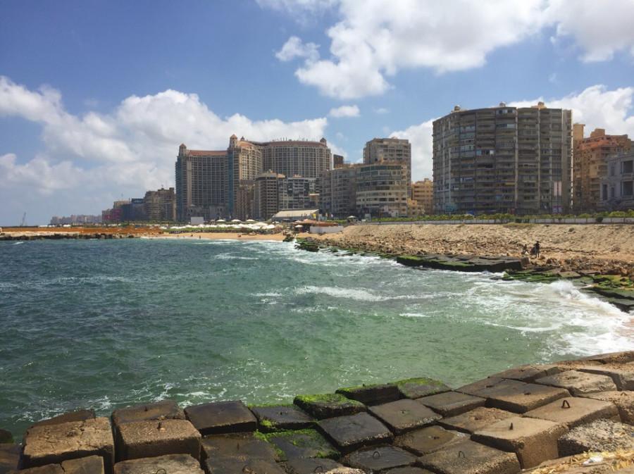Куда поехать отдохнуть российским туристам? В Александрию.