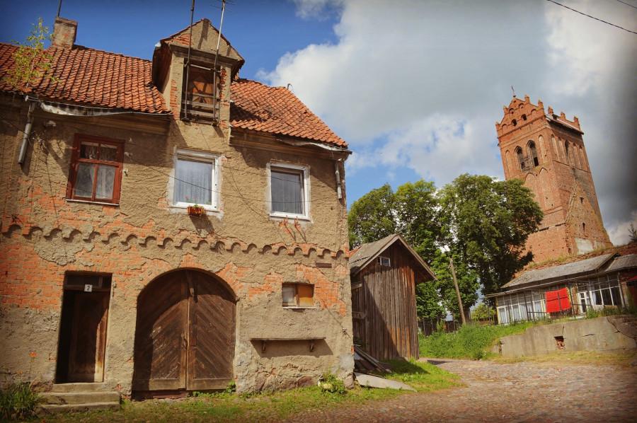 Железнодорожный (Гердауэн): город утраченной истории. калининградская область