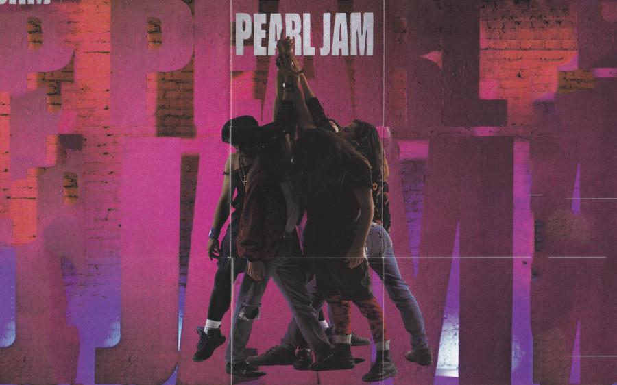 Pearl Jam, альбом Ten 1991 года.