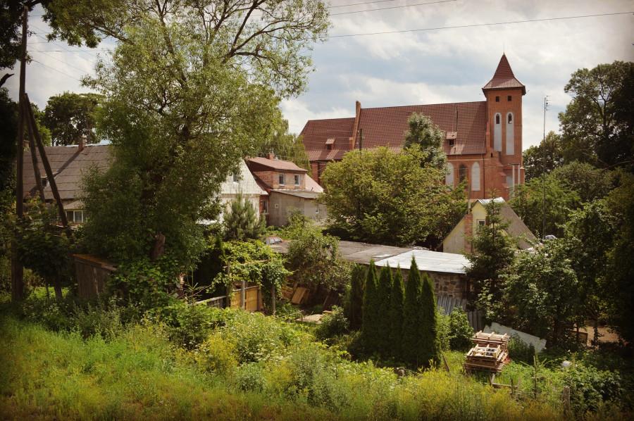 Как РПЦ восстанавливает немецкие храмы...