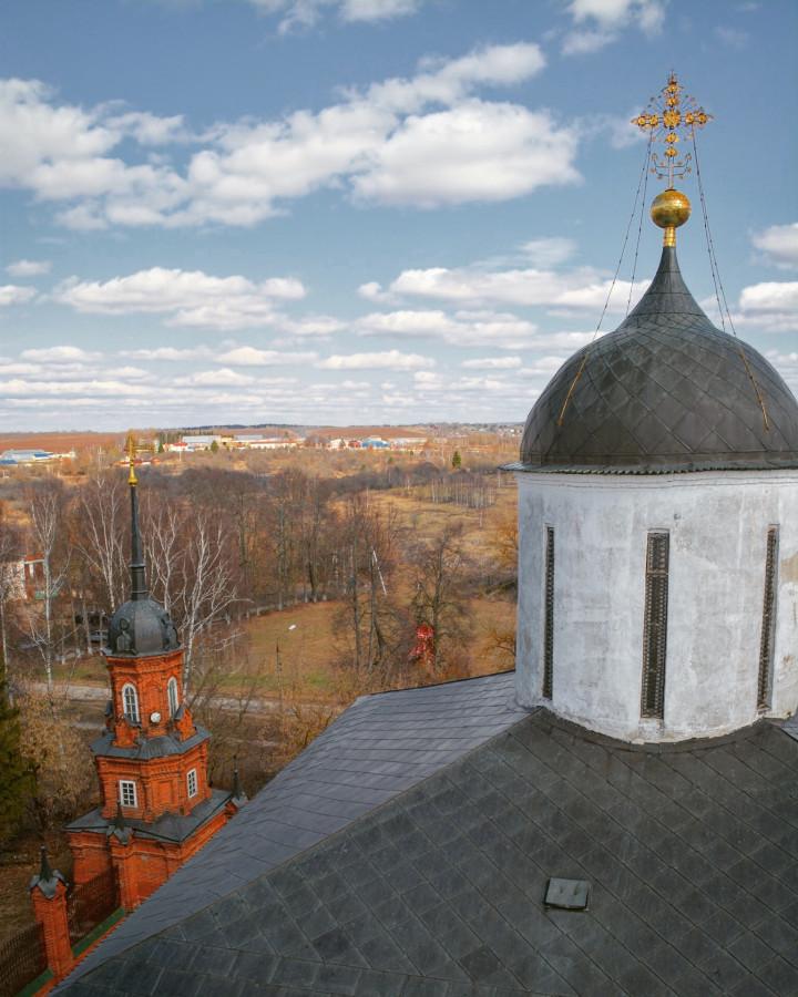 Волоколамский кремль и древнейший город Подмосковья.