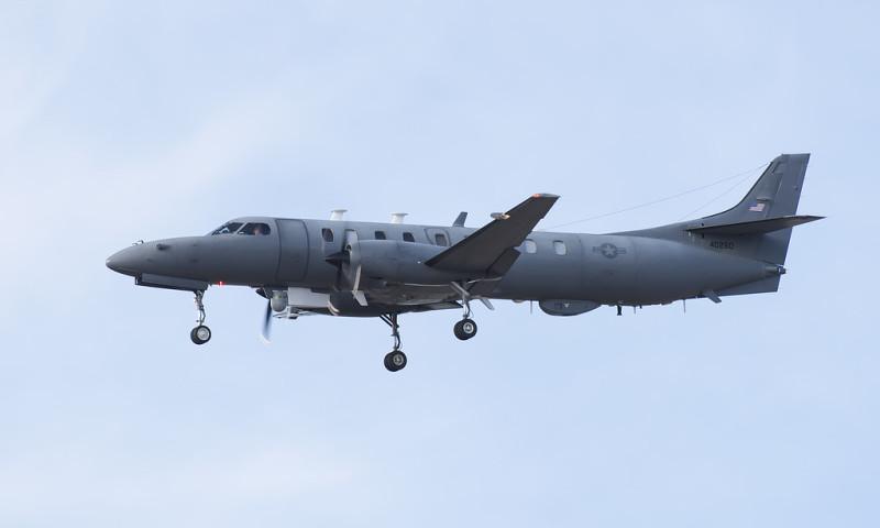 RC-26B Condor. Еще одна гордость авиастроения тупых пиндосов.