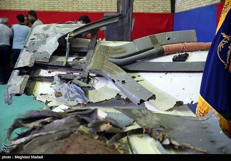 """Позорные груды металла - это все, что может сегодня показать Ирану """"великая Америга""""."""