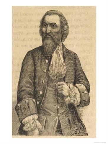 """Мартинес де Паскуалли  - мутный еврей, """"мистик"""" и каббалист, основатель направления """"мартинизма"""" во французском масонстве."""