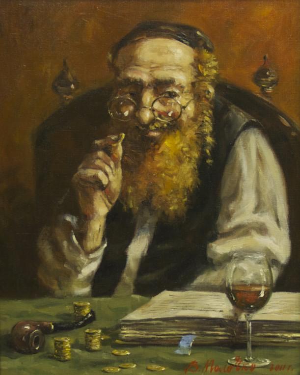 В какой-то момент образ алчного, жестокого и абсолютно бесчеловечного ростовщика-кровопийцы в Европе стал поразительно напоминать еврея. И это тоже неспроста.