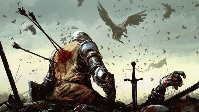 Хороший крестоносец - это дохлый крестоносец.