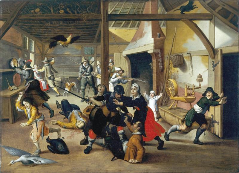 Европейские варвары, даже приняв христианство, очень любили грабежи и убийства. Сначала они грабили и убивали еретиков среди своих же европейчегов, а потом перешли к грабежам и убийствам по всему миру.