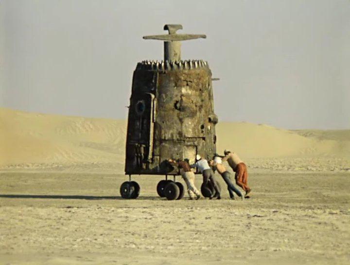 Наверное, примерно так же тупые пиндосы будут запускать фантастический корабль Илона Маска с Марса.