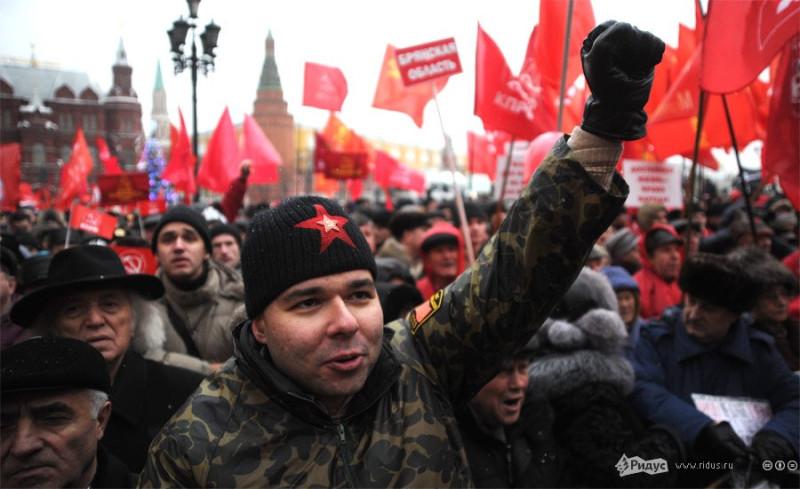 """Советские люди  -  это """"детище англичан"""". Это то, во что коммунисты превратили русских."""