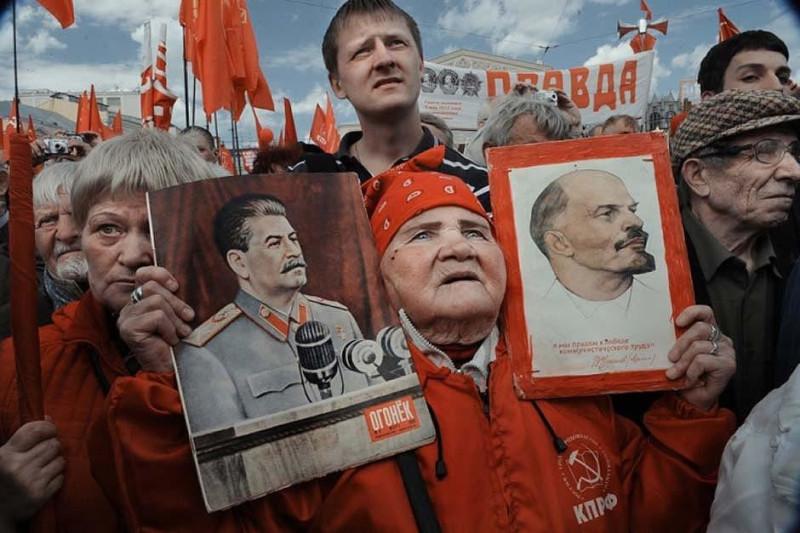 Жертвы коммунизма.