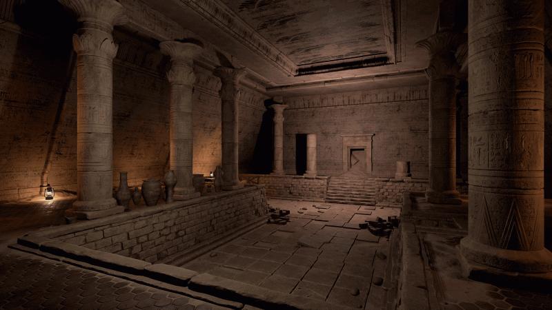 Для греков (как и для всей античной цивилизации) пространство было неотделимо от вещей, и пространство было для них понятийной и эстетической организацией космоса.