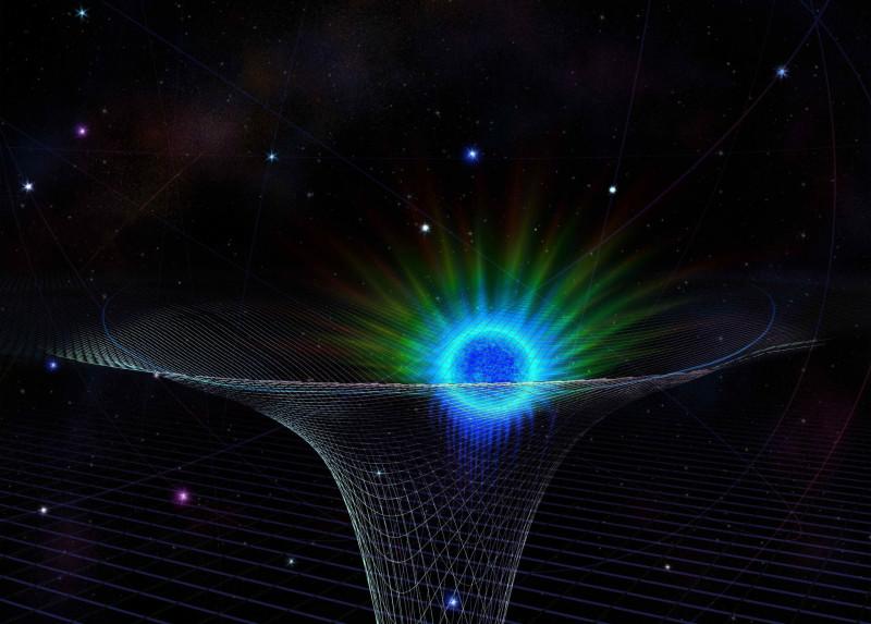Геометрия пространства. Быть может, это и есть объективное Ratio материи? Ведь именно геометрия пространства придает вещам пространственную геометрическую форму.