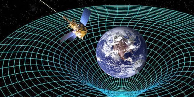 Искривление пространства-времени и гравитация - как они связаны между собой?