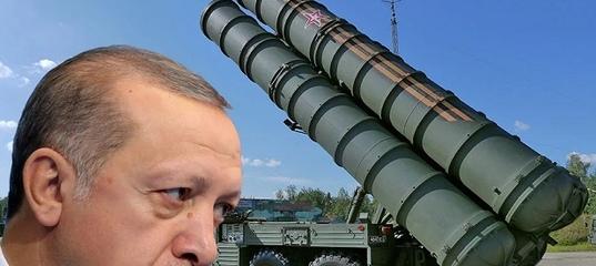 Турки после испытаний С-400 в полном восторге - русские системы ПВО-ПРО превзошли все их самые смелые ожидания.