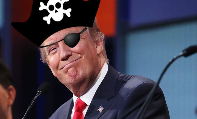 Заокеанским ублюдкам, во главе с кровавой рыжей свиньей и всей это гангстерской шайкой, мало того, что они грабят весь мир и многие страны - они уже строят планы по разграблению ресурсов Луны.