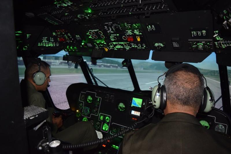 Практическое занятие на российском вертолете Ми-35.
