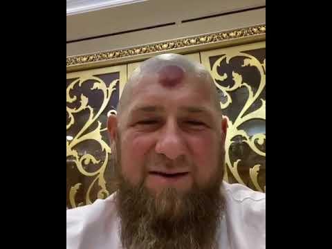 Академик Кадыров после стрижки.
