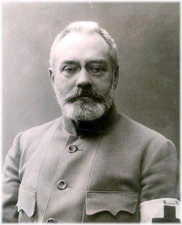 Гучков. Этот гнидоидный москвич из московского старообрядческого купечества, вместе с другими гнидоидными москвичами, сыграл огромную роль в катастрофе 1917 года и в гибели Санкт-Петербургской Империи.
