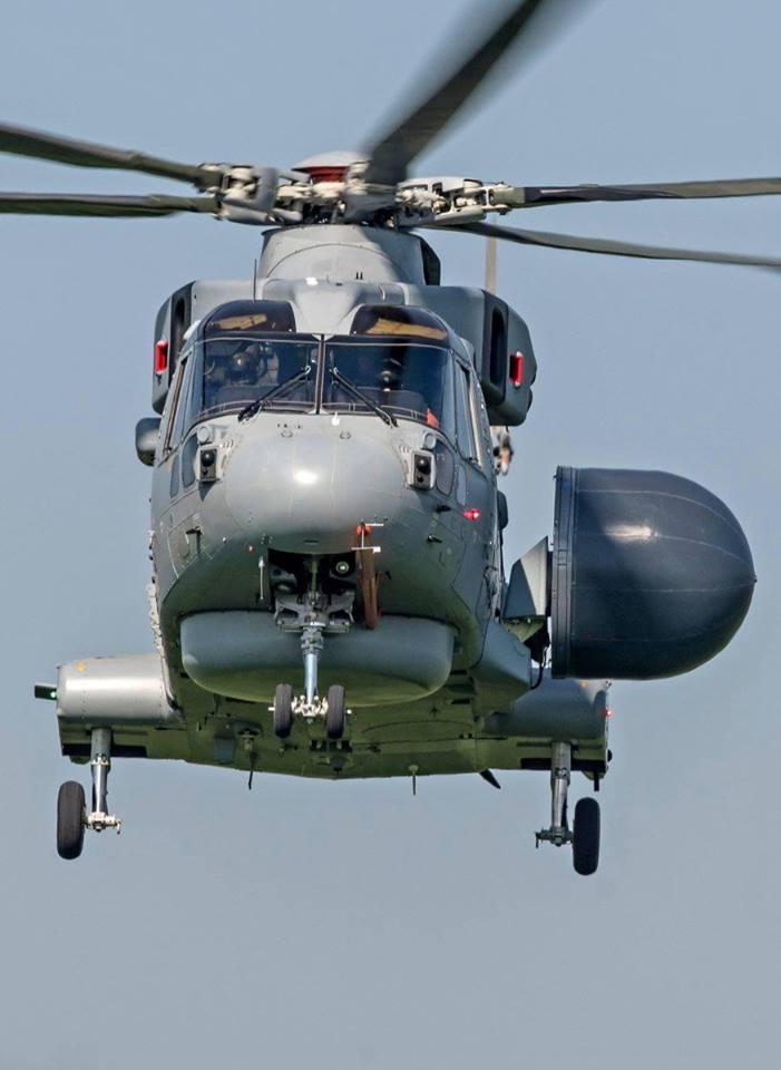 Вертолет ДРЛО для нищих сраных бриташек с большими амбициями.