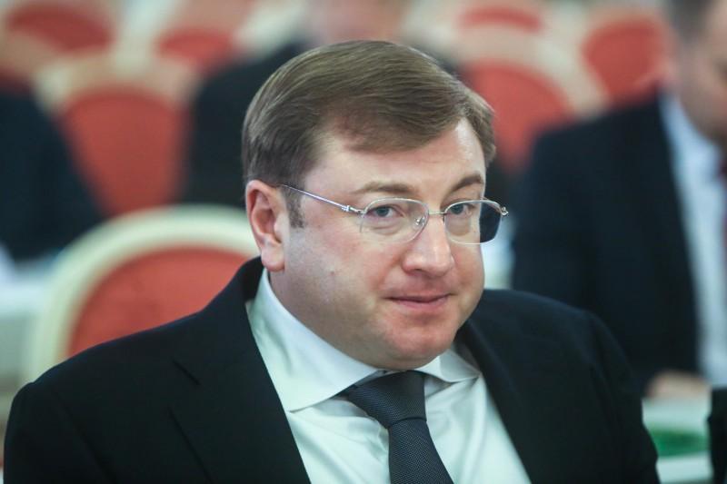 """Дмитрий Михальченко, владелец холдинга """"Феникс"""" и порта """"Бронка"""" под Питером. Казалось бы, """"жизнь удалась""""."""