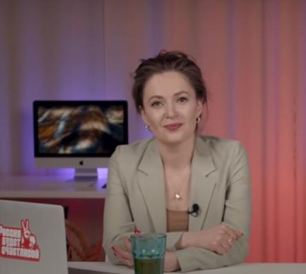 """Мария Певчих, соратница Навального, рассказывает о том, как Симоньян """"варит бобров"""" на своей вонючей кухне """"Армянского радио RT""""."""