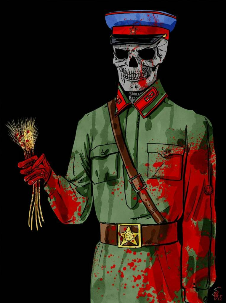 """""""С днем победы, россиянчеги! НАШЕЙ победы, нашей! И мы готовы и сегодня вас снова убивать! Ради нашей власти над Россией и ради бабла в наших карманах""""."""