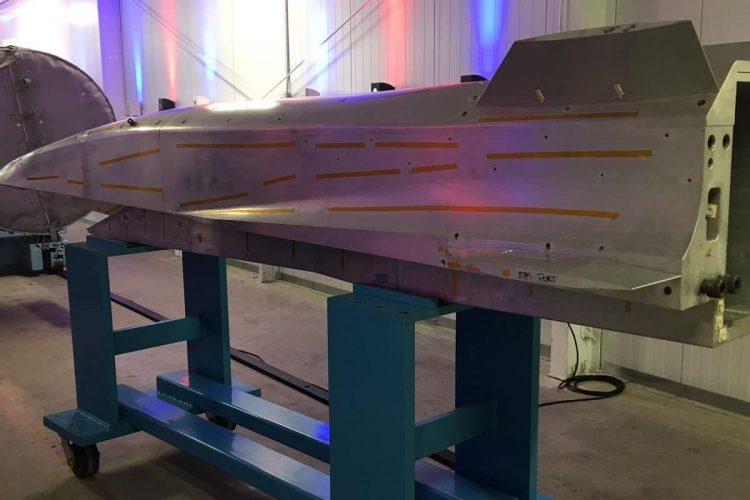 """Железяка от жуликов из компании CUBRC Inc., которую они представили тупым пиндосам-генералам как """"разработку в области гиперзвуковых ракет"""","""