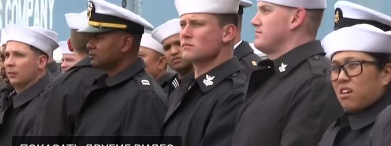 Дегенераты-моряки.
